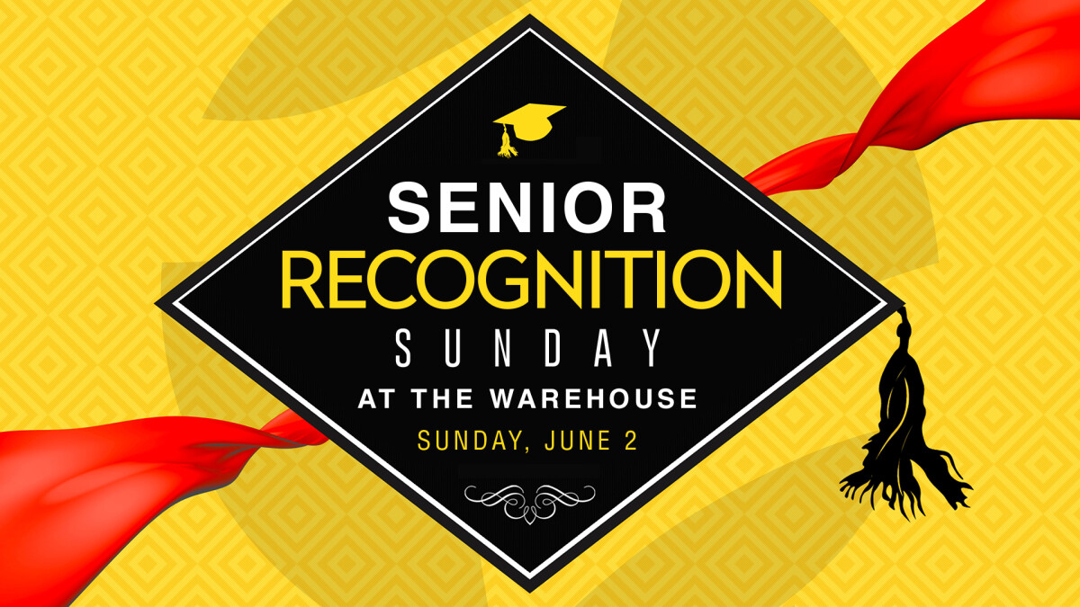 Senior Recognition Weekend
