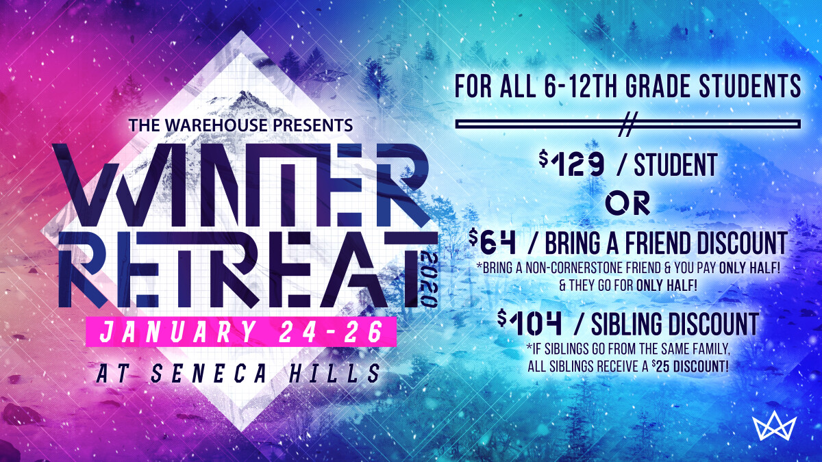 Student Winter Retreat 2020