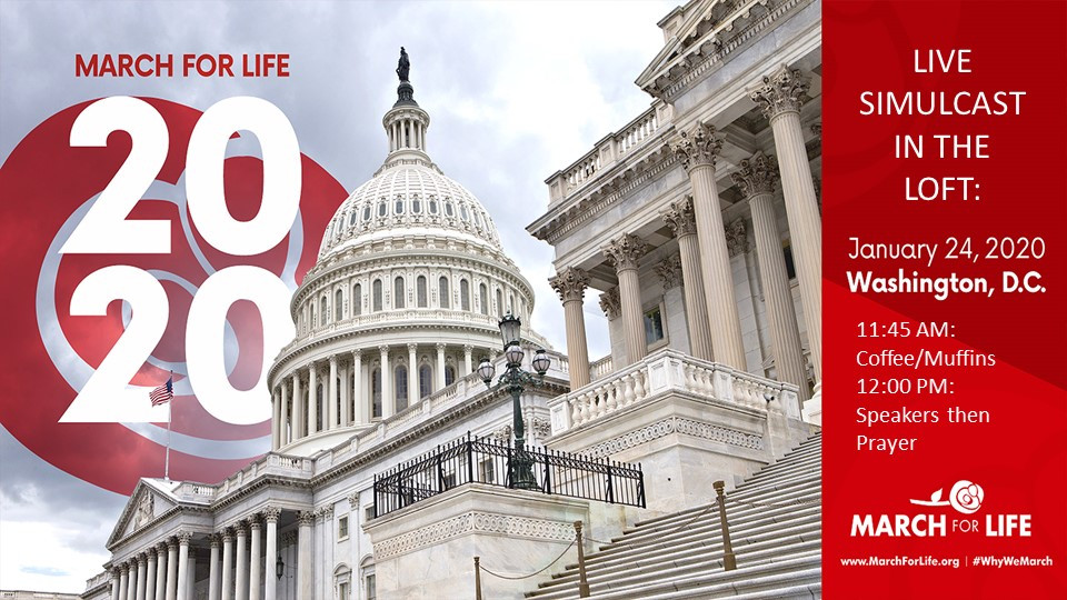 March for Life Simulcast