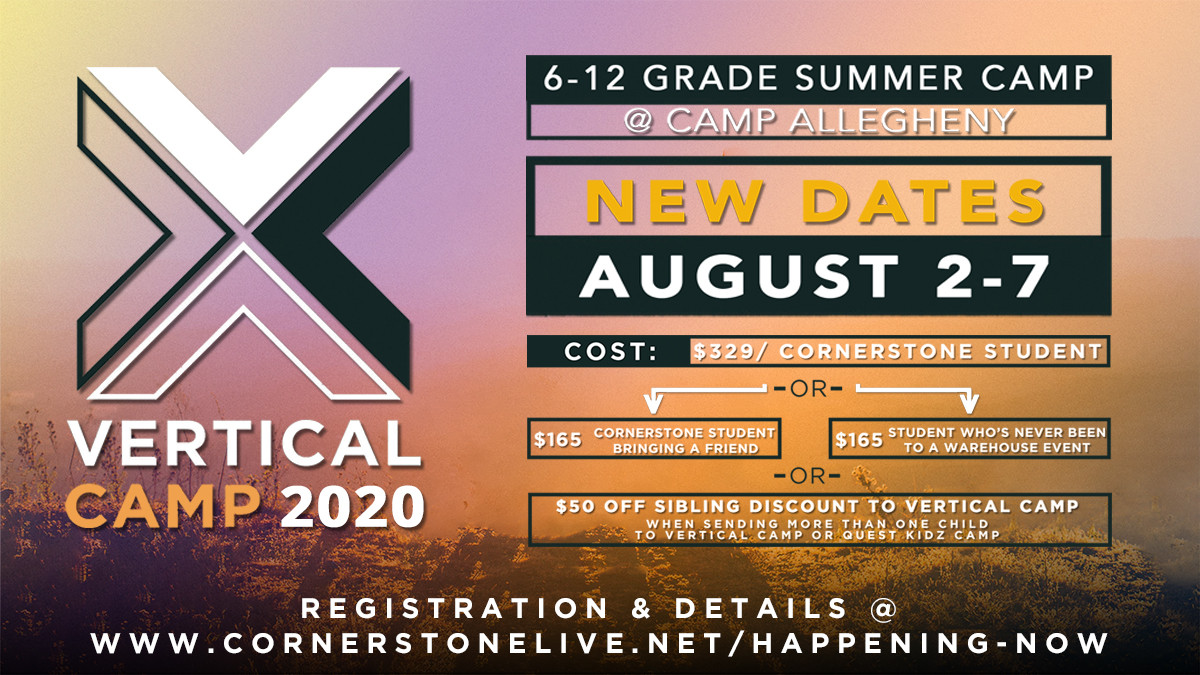Vertical Camp 2020