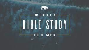 Men's Wednesday Bible Study